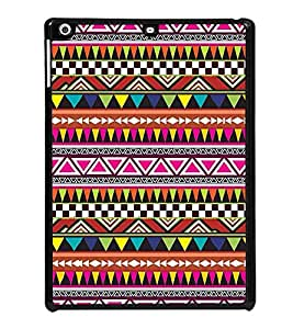 FUSON Ethnic Geometric Pattern Design Designer Back Case Cover for Apple iPod Touch 6 :: Apple iPod 6 (6th Generation)