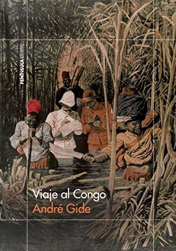 Viaje al Congo eBook: André Gide, Palmira Feixas: Amazon.es: Tienda ...