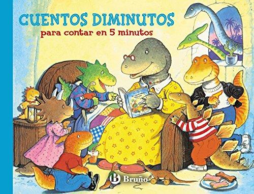 Cuentos diminutos para contar en 5 minutos (Castellano - A Partir De 3 Años - Cuentos - Cuentos Cortos) por Fernleigh Books