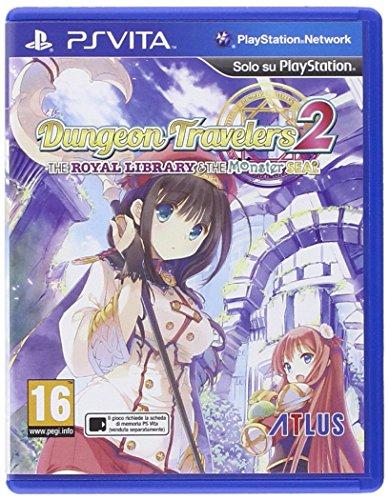 Dungeon Travelers 2 - Standard Edition - PsVita - Amazon Videogiochi
