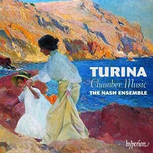 Turina: Chamber Works (Hyperion: CDA67889)