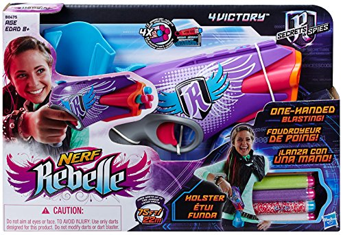 Nerf Rebelle - 4Victory