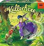 Schmidt Spiele Drei Magier Spiele 40878 Kullerhexe, Kinderspiel