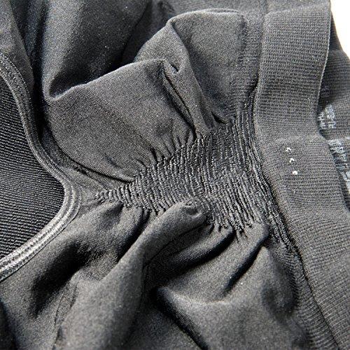 Anti-cellulite shapewear Débardeur de sport BH Fitness Noir - Noir