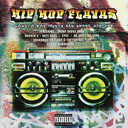 Hip Hop Flavas: GANGSTA RAP MEETZ OLD SKOOL HIP HOP