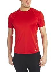 New Balance MRT9118Herren Kurze Ärmel T-Shirt
