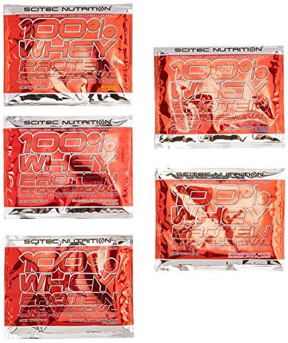 Scitec Nutrition 100% Whey Protein Professional 30 x 30 g mix Spezialangebot von Top-energy24 -