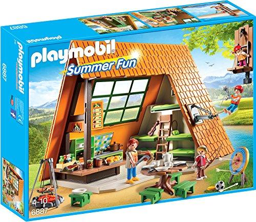 Preisvergleich Produktbild PLAYMOBIL 6887 - Großes Feriencamp