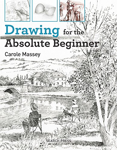 Drawing for the Absolute Beginner (English Edition) por Massey. Carole