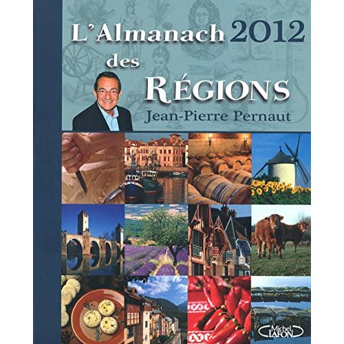 L'Almanach des régions 2012
