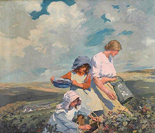 das-museum-outlet-elizabeth-forbes-blackberry-gathering-leinwand-print-online-kaufen-1524-x-2032-cm
