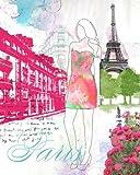 Telecharger Livres Wheatpaste Art Collective City Girl Paris par Natalie Alexander sur toile murale Art 24 par 76 2 cm (PDF,EPUB,MOBI) gratuits en Francaise