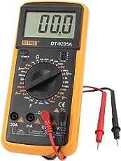 LCD Digital Capacitance Multimeter AC/DC voltage tester ohmmeter