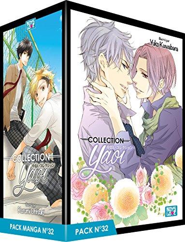 Pack Boy's Love - Partie 32 - 5 Mangas (Livres) - Yaoi