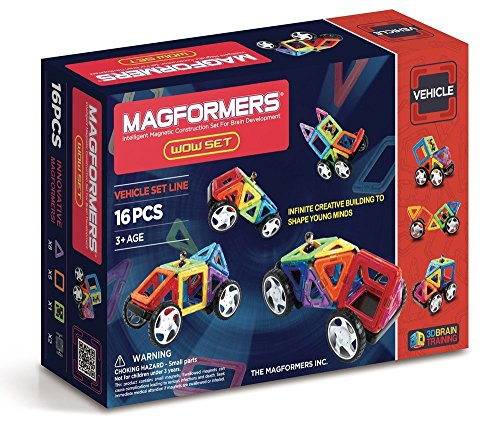 Magformers 274-14 - Wow Spielzeug Set World Of Warcraft-modell