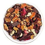 ISYbe BIO Tee 100g (ohne Konservierungsstoffe, ohne Farbstoffe, ohne künstliche Aromen) (Milder Früchtetee Graf Dracula 100g)