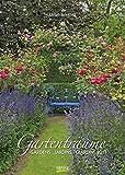 Gartenträume - Kalender 2017 - Ursel Borstell - Korsch-Verlag - 30 cm x 42 cm