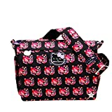 Ju-Ju-Be Hello Kitty Collection Better Be Messenger Diaper Bag, Hello Perky