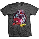 Antman and the Wasp Comic Poster Official Marvel Avengers Grey Men Tshirt