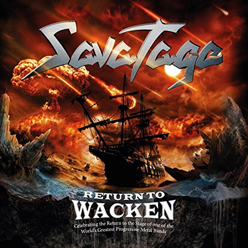Return to Wacken (Celebrating the Return on the Stage of One of the World\'s Greatest Progressive Metal Bands)
