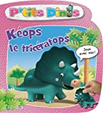 Keops le triceratops