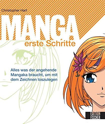 Alles was der angehende Mangaka braucht, um mit dem Zeichnen loszulegen