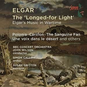 The 'Longed-for Light' (Elgar's Music in Wartime)