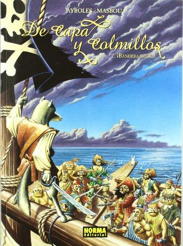 De capa y colmillos 2, Â¡Bandera negra! Cover Image