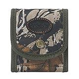 Tourbon Portafoglio cartuccia del fucile pieghevole camuffamento Munizioni Shell Custodia con anelli elastici