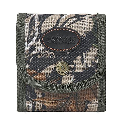 TOURBON Monedero Plegable Camuflaje Rifle Cartucho