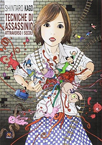 Tecniche di assassinio attraverso i secoli (Hikari) por Shintaro Kago