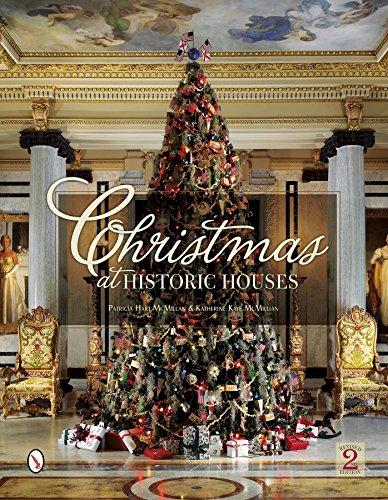 Christmas at Historic Houses por Patricia McMillan