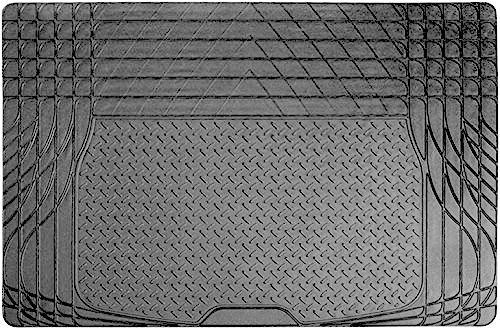 Sakura - Alfombrilla de goma para maletero de coche
