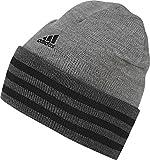 Adidas 3-Stripes Performance Bonnet pour enfant OSFY Dark Grey Heather/Core Heather/Black