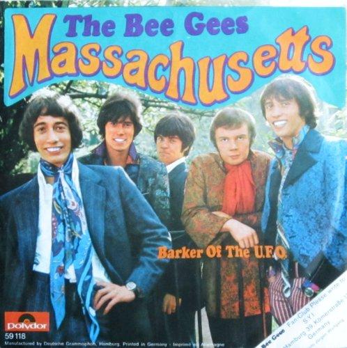 Massachusetts / Barker of the U.F.O. / 59118