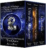 """Trilogie Théo Orgone: """"L'élu des Mikelians"""", """"L'horloge à remonter le temps"""", """"Le Gardien"""" (Les aventures fantastiques de Théo Orgone t. 3)..."""