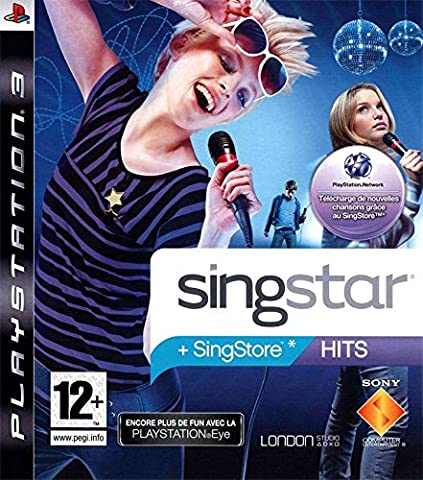 Ps3 Singstar - Singstar