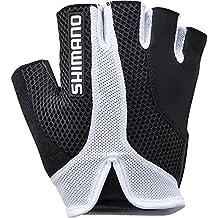 Shimano * Airway Gloves Black, negro/blanco