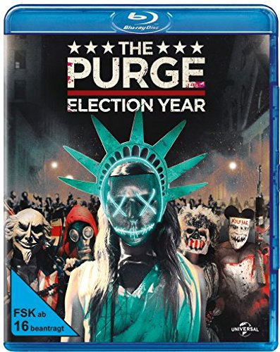 Coverbild: The Purge 3 - Election Year