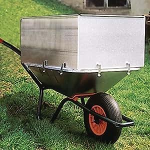 Saggio di carriole 200 Litro - per disponibili in commercio Pushcarts