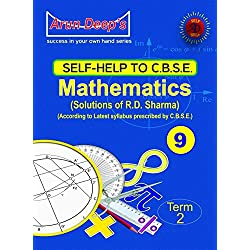 Sh To C.B.S.E Mathematics -9 (R.D Sharma) Term-2
