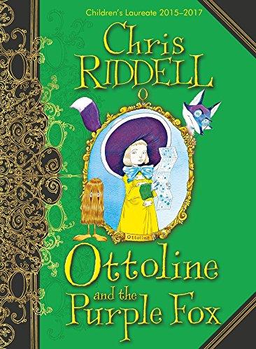 Ottoline And The Purple Fox por Riddell Chris
