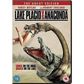 Lake Placid vs. Anaconda [DVD]