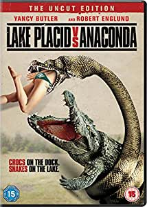 Lake Placid vs. Anaconda [DVD]