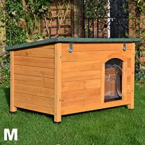 FeelGoodUK Dog Kennel, 85 cm