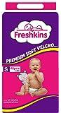 Freshkins Taped Diaper, Small - 48 Unit