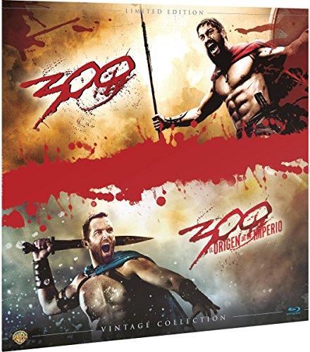 Foto de 300 Colección Vintage (Funda Vinilo) Blu-Ray [Blu-ray]