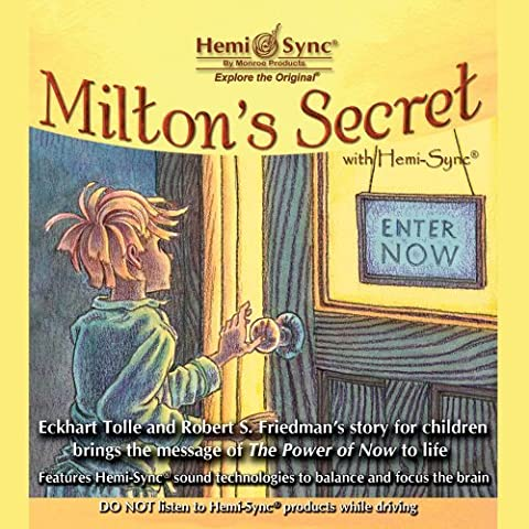 Milton's Secret with Hemi-Sync by Monroe Products (2009-10-01)