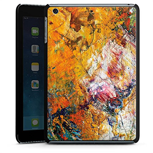 apple-ipad-mini-3-hulle-schutz-hard-case-cover-olfarbe-malerei-muster