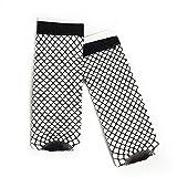 Search : Nuohuilekeji Women's Sexy Fashion Net Fishnet Pattern Punk Stockings Pantyhose Tight Socks